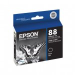 Epson T088210 Ink Cartridge, Black, OEM