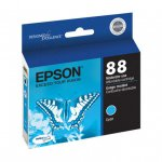 Epson T088210 Ink Cartridge, Cyan, OEM