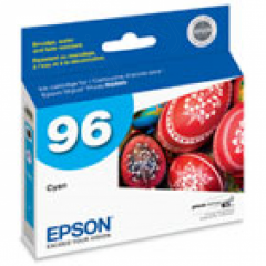 Epson T096220 Ink Cartridge, Cyan, OEM
