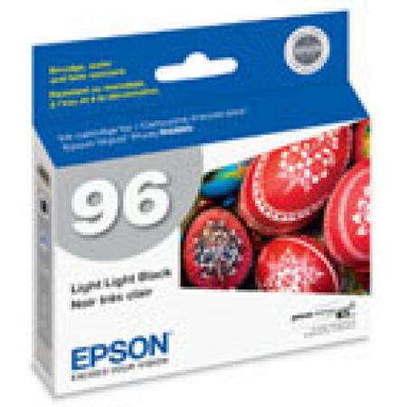 Epson T096920 Ink Cartridge, Light Light Black, OEM