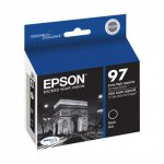 Epson T097120 Ink Cartridge, Extra High Yield Black, OEM