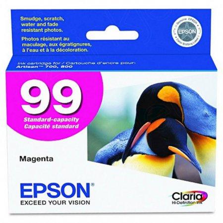 Epson T099320 Ink Cartridge, Magenta, OEM