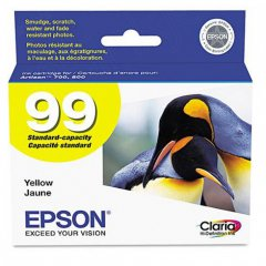 Epson T099420 Ink Cartridge, Yellow, OEM