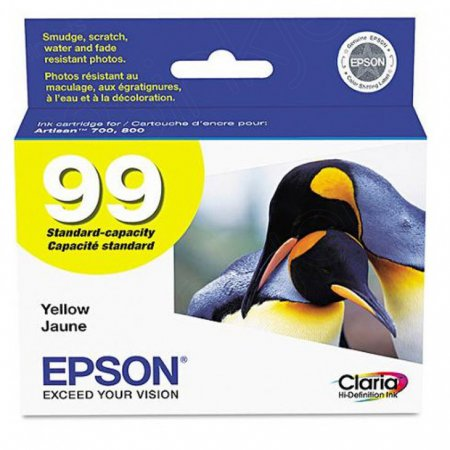 Epson T099420 Ink Cartridge, Yellow, OEM