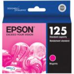 Epson T125320 Ink Cartridge, Magenta, OEM