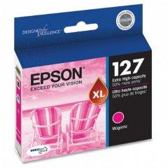 Epson T127320 Ink Cartridge, Extra High Capacity Magenta, OEM