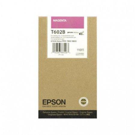 Epson OEM T602B00 Magenta Ink Cartridge