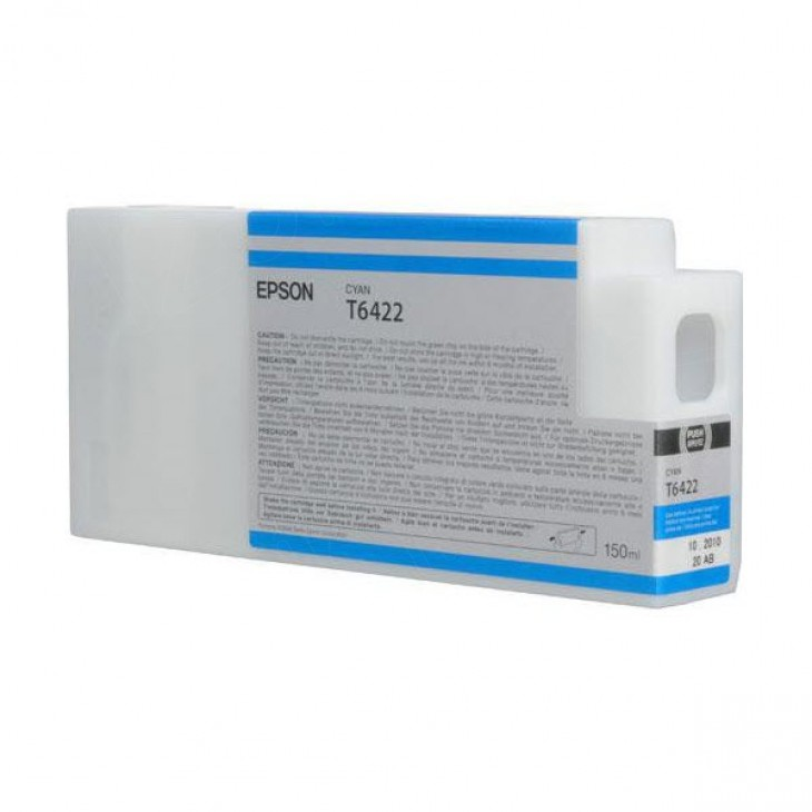 Epson OEM T642200 Cyan Ink Cartridge