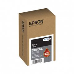 Epson OEM T748XXL120 Extra High Yield Black Ink