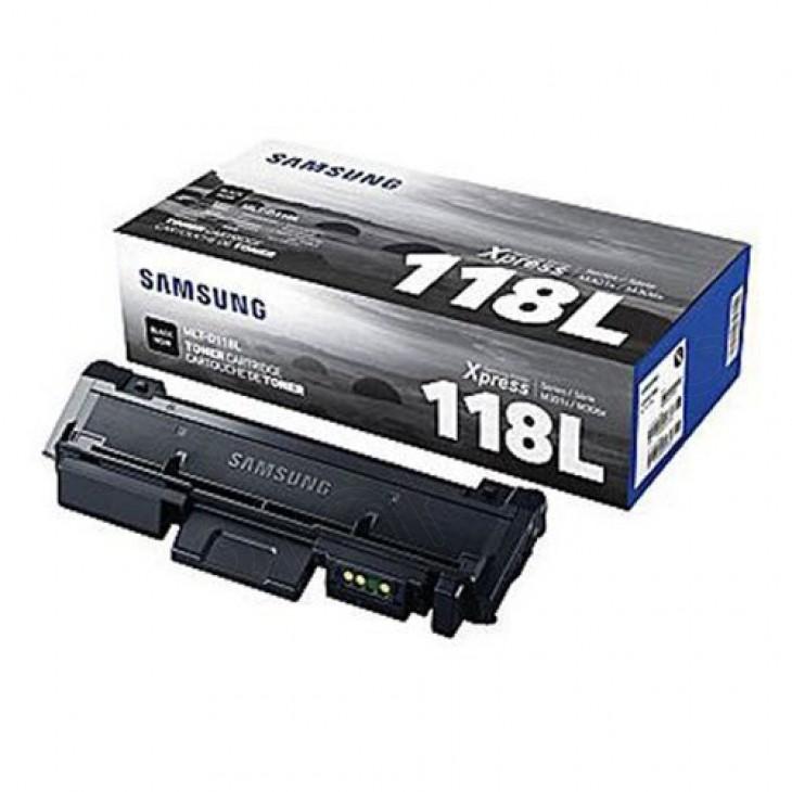 Samsung MLT-D118L High Yield Black Toner Cartridges