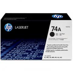 Hewlett Packard 92274A (74A) Black Toner Cartridge