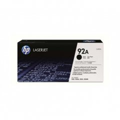 Hewlett Packard C4092A (92A) Black Toner Cartridge