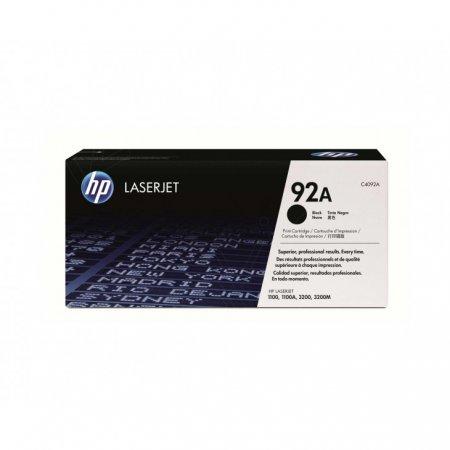 Hewlett Packard C4092A (92A) Black Toner Cartridge