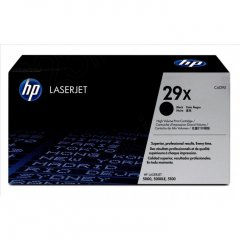 Hewlett Packard C4129X (29X) Black Toner Cartridge