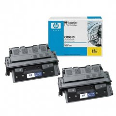Hewlett Packard C8061D (61A) Black Toner Cartridge