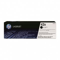 Hewlett Packard C8543X (43X) Black Toner Cartridge