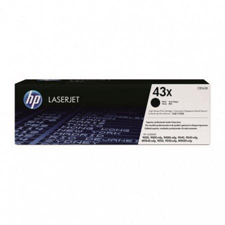 Hewlett Packard C8543X (43X) Black Toner Cartridge