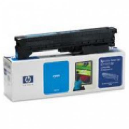 Hewlett Packard C8551A (822A) Cyan Toner Cartridge