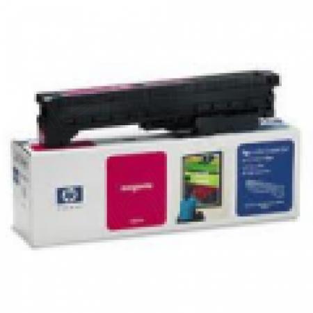 Hewlett Packard C8553A (822A) Magenta Toner Cartridge