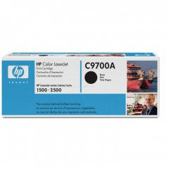 Hewlett Packard C9700A (121A) Black Toner Cartridge
