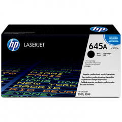 Hewlett Packard C9730A (645A) Black Toner Cartridge