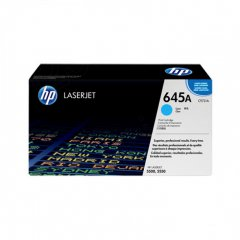 Hewlett Packard C9731A (645A) Cyan Toner Cartridge