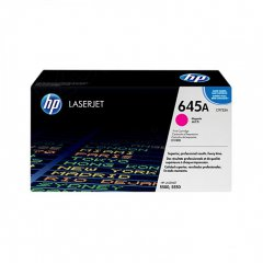 Hewlett Packard C9733A (645A) Magenta Toner Cartridge