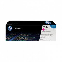 Hewlett Packard CB383A (824A) Magenta Toner Cartridge