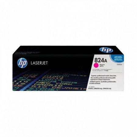 Hewlett Packard CB383A (824A) Magenta Toner Cartridge