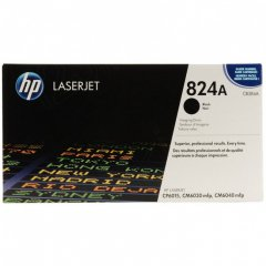 Hewlett Packard CB384A (824A) Black Drum Cartridge