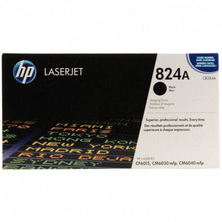 Hewlett Packard CB384A (824A) Black Drum Cartridge