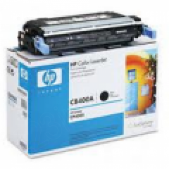 Hewlett Packard CB400A (642A) Black Toner Cartridge