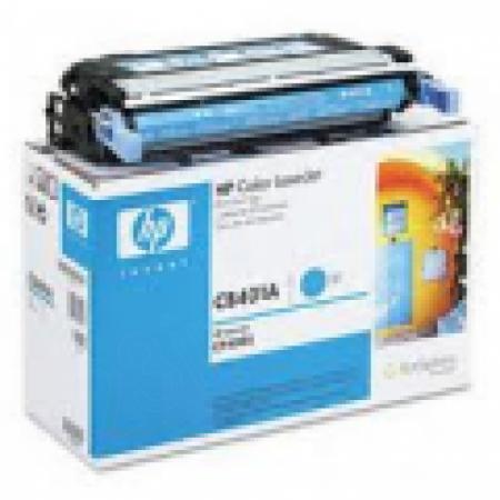 Hewlett Packard CB401A (642A) Cyan Toner Cartridge