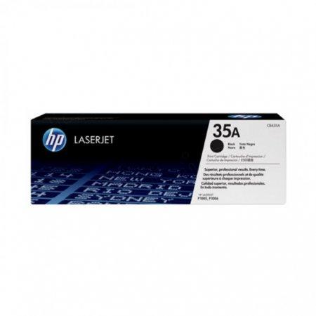 Hewlett Packard CB435A (35A) Black Toner Cartridge