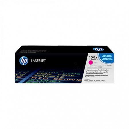 Hewlett Packard CB543A (125A) Magenta Toner Cartridge