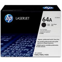 Hewlett Packard CC364A (64A) Black Toner Cartridge