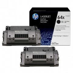 Hewlett Packard CC364XD (64X) Black Toner Cartridge