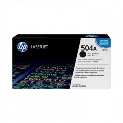 Hewlett Packard CE250A (504A) Black Toner Cartridge
