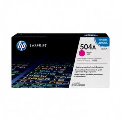Hewlett Packard CE253A (504A) Magenta Toner Cartridge