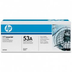 Hewlett Packard CE255A (55A) Black Toner Cartridge