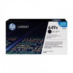 Hewlett Packard CE260X (649X) Black Toner Cartridge