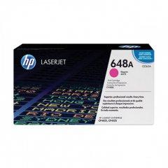 Hewlett Packard CE263A (648A) Magenta Toner Cartridge
