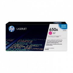 Hewlett Packard CE273A (650A) Magenta Toner Cartridge