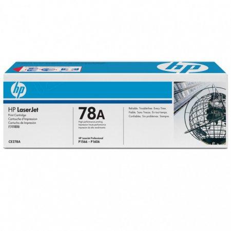 Hewlett Packard CE278A (78A) Black Toner Cartridge
