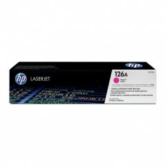 Hewlett Packard CE313A (126A) Magenta Toner Cartridge