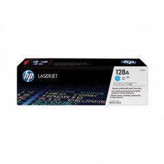 Hewlett Packard CE321A (128A) Cyan Toner Cartridge