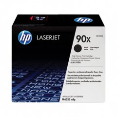 Hewlett Packard CE390X (90X) Black Toner Cartridge