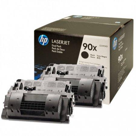 Hewlett Packard CE390XD (90X) Black Toner Cartridge