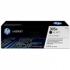 Hewlett Packard CE410A (305A) Black Toner Cartridge