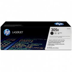 Hewlett Packard CE410X (305X) Black Toner Cartridge